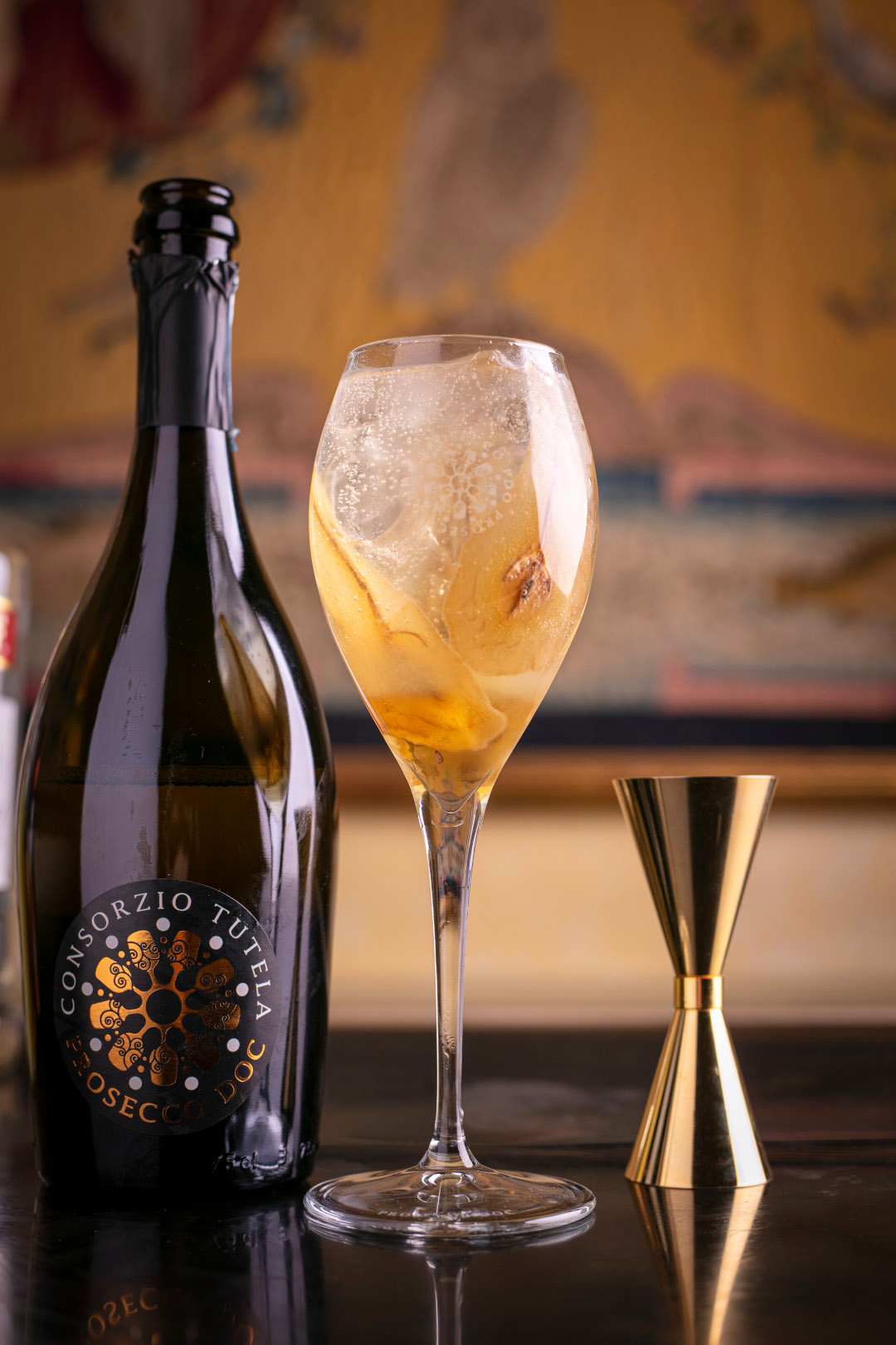 TRA VESPER AND PROSECCO