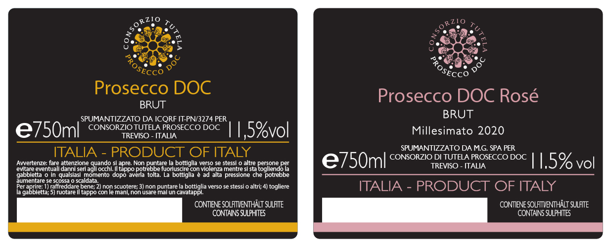 Garanzie dell'etichetta