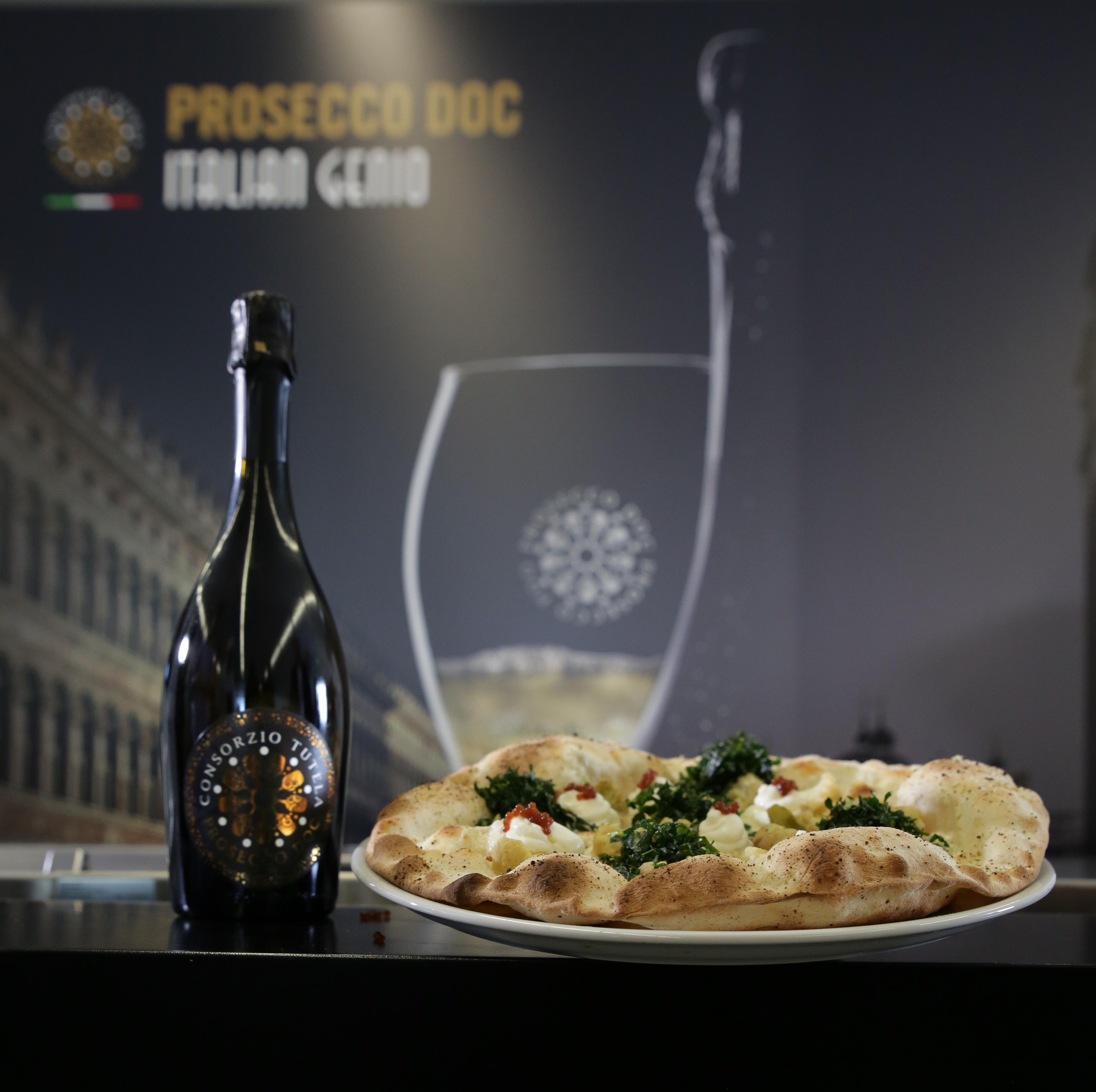 Pizza e Prosecco DOC