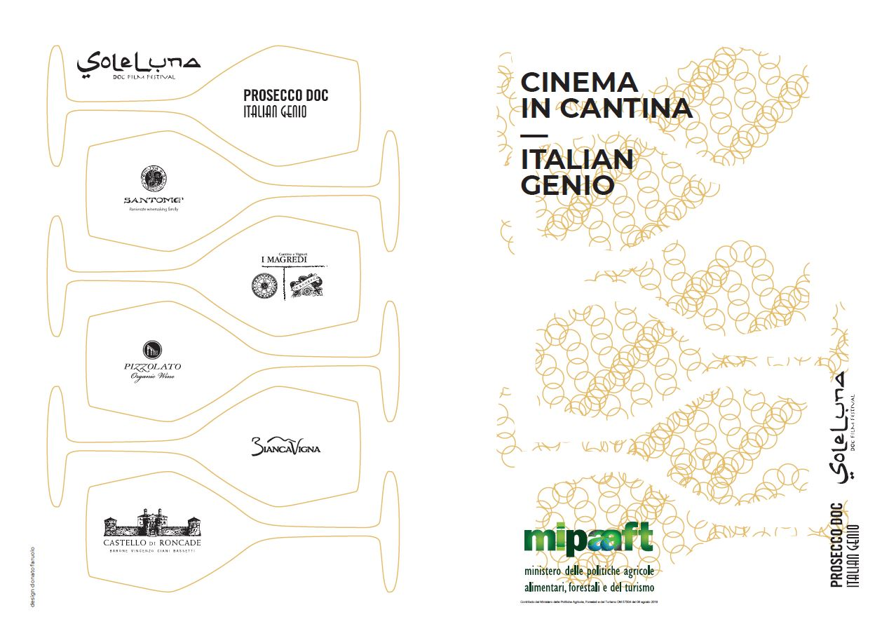 Cinema in Cantina 2019