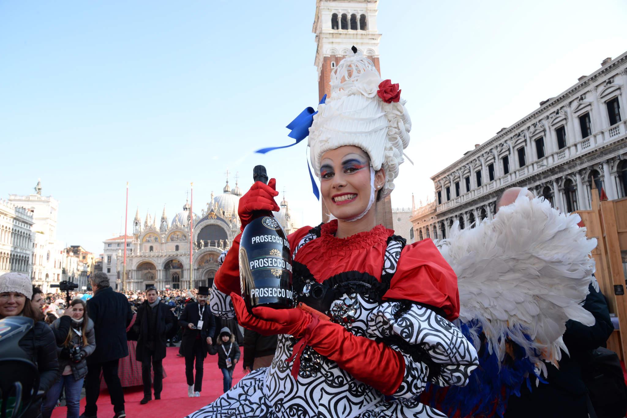 Prosecco DOC Carnevale