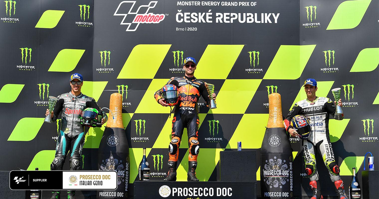 podio Brno