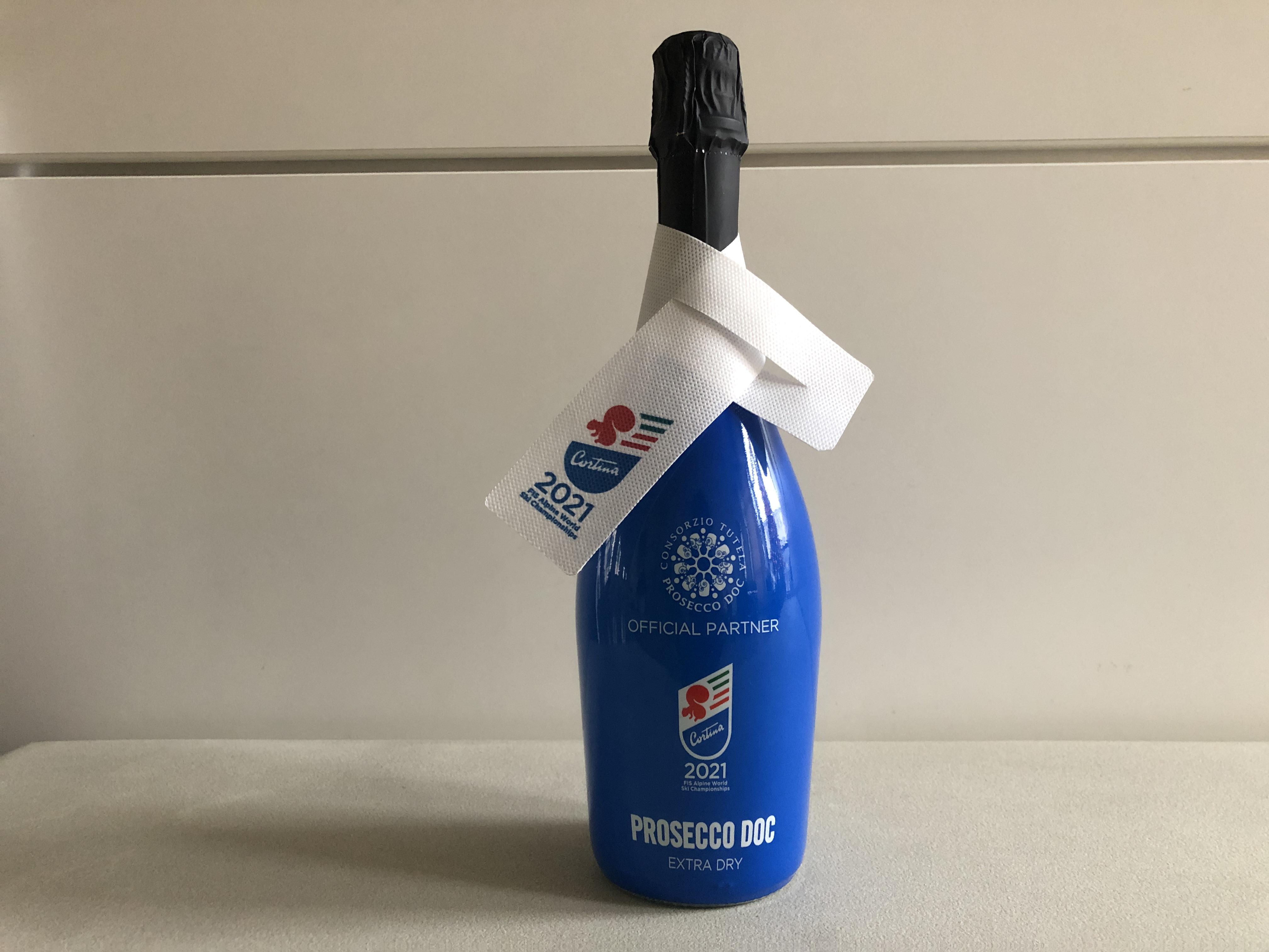 Bottiglia Prosecco DOC Cortina 2021
