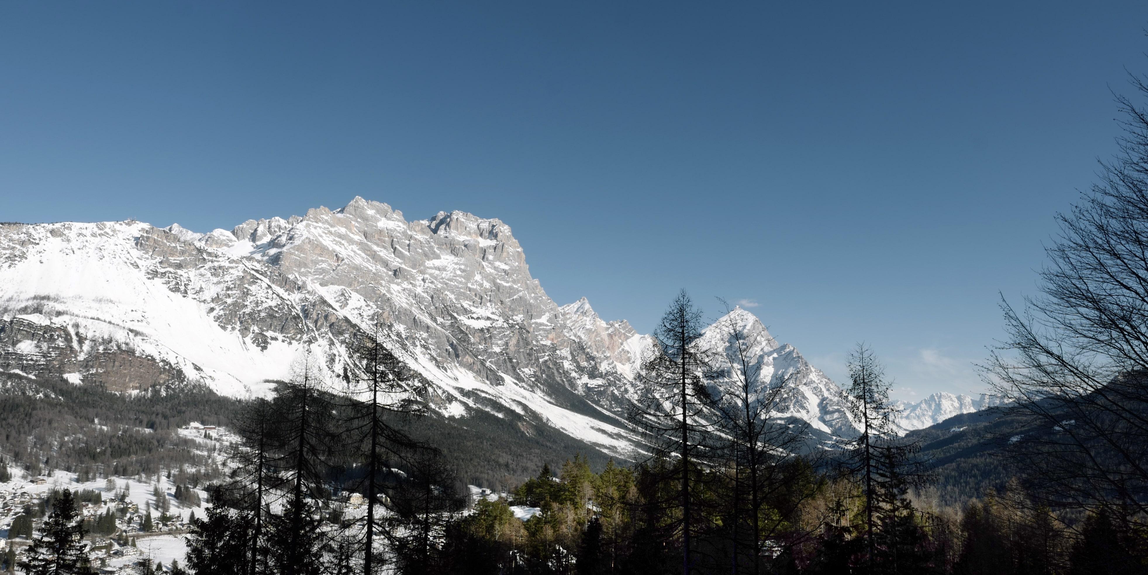Dolomiti, Cortina