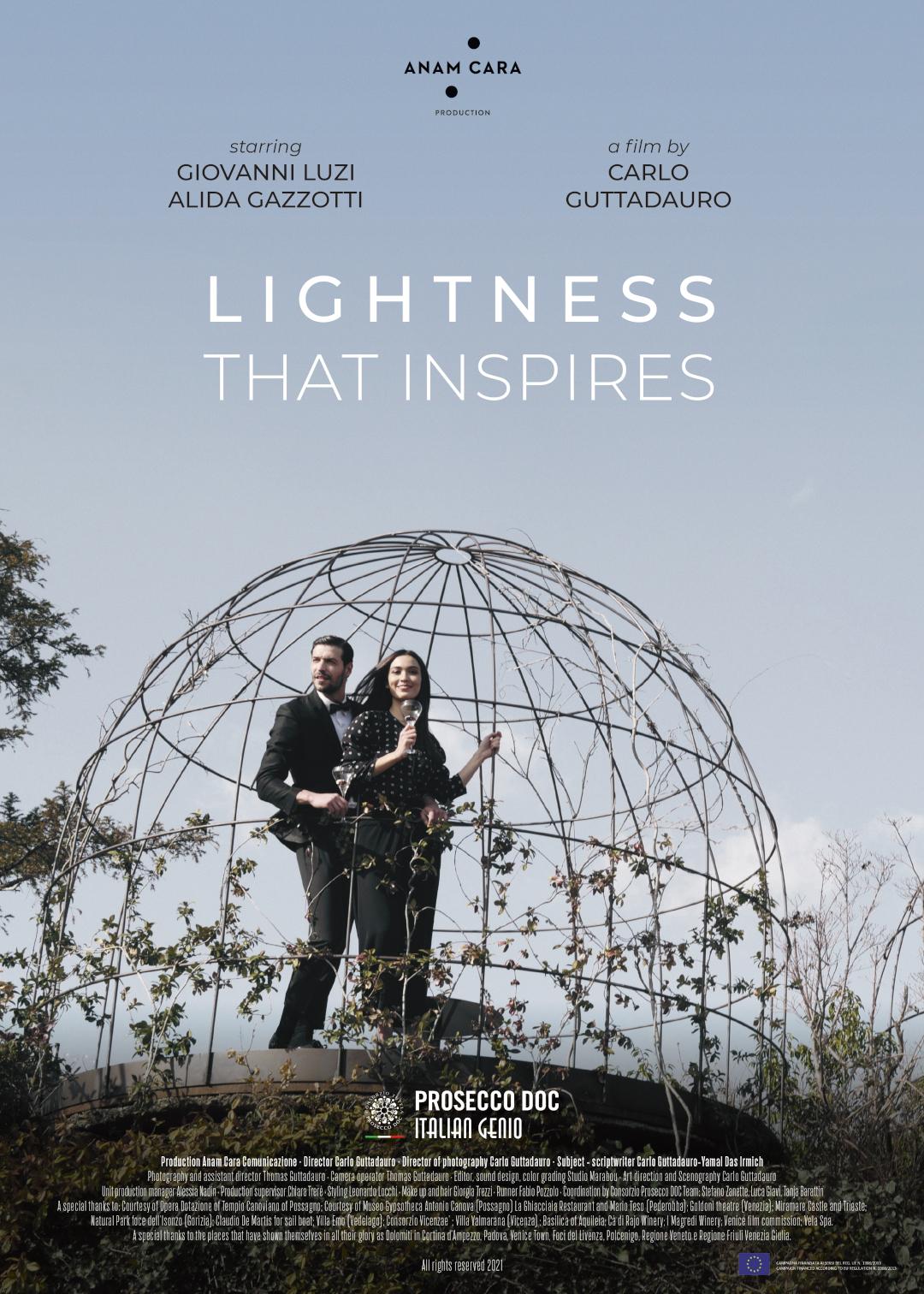 Lightness that inspires
