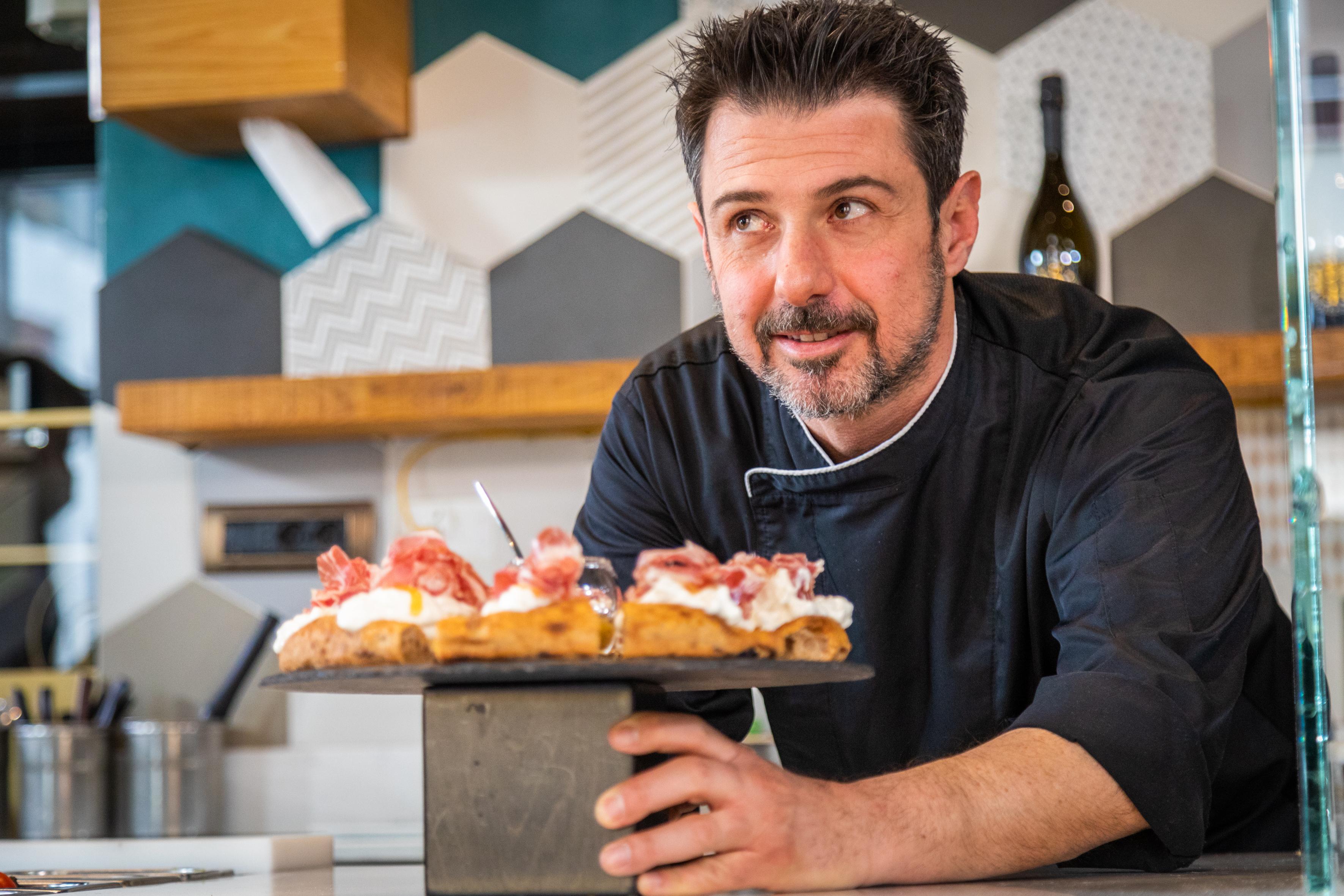 Davide Iannacco, Taverna Gourmet