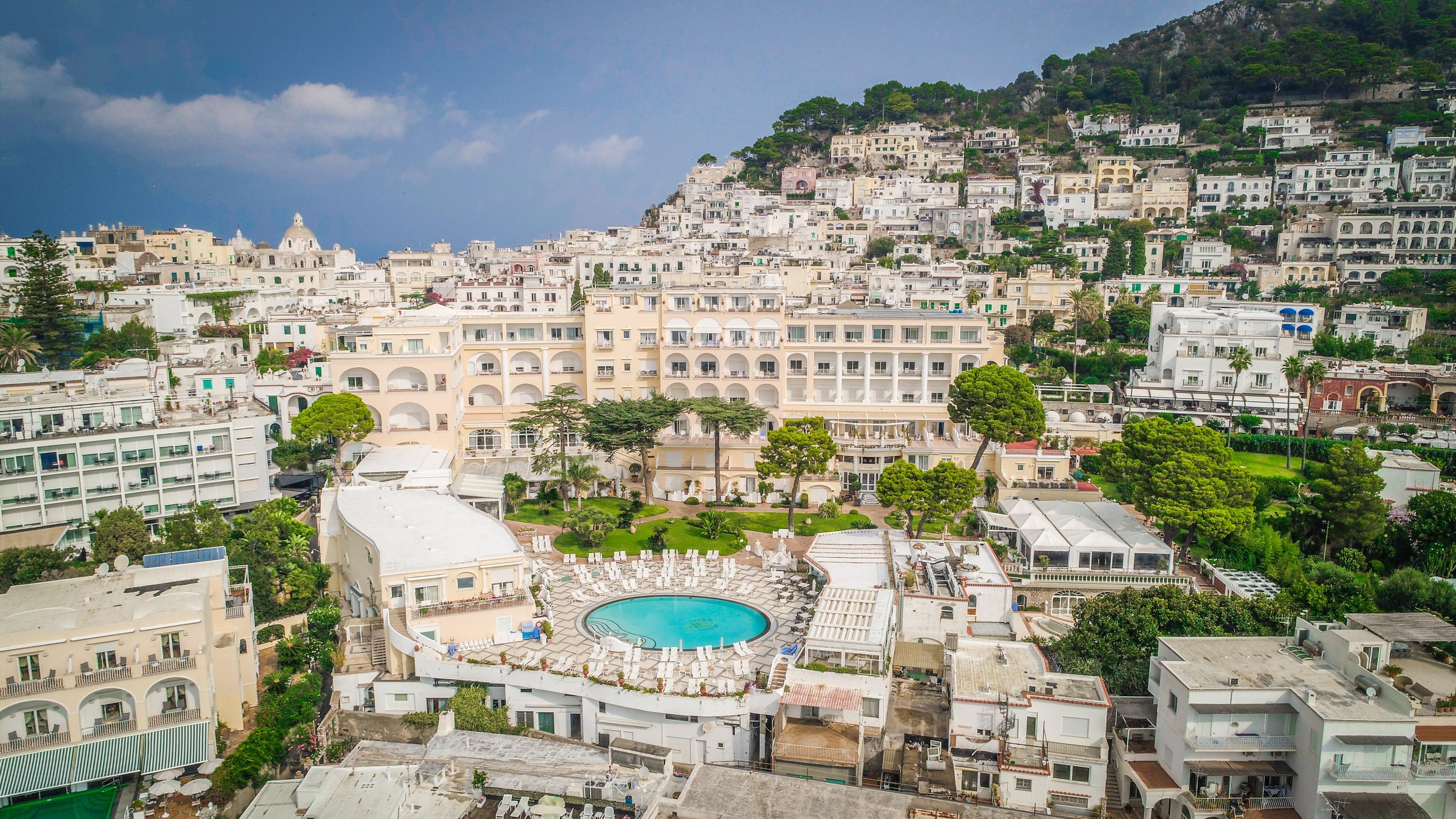 Quisisana, Capri