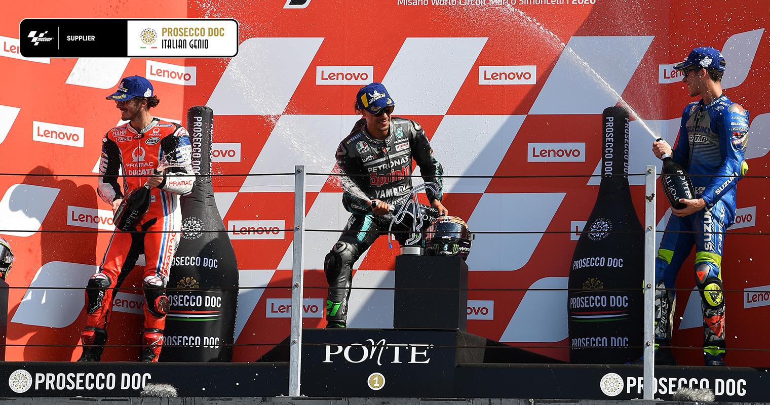 podio San Marino