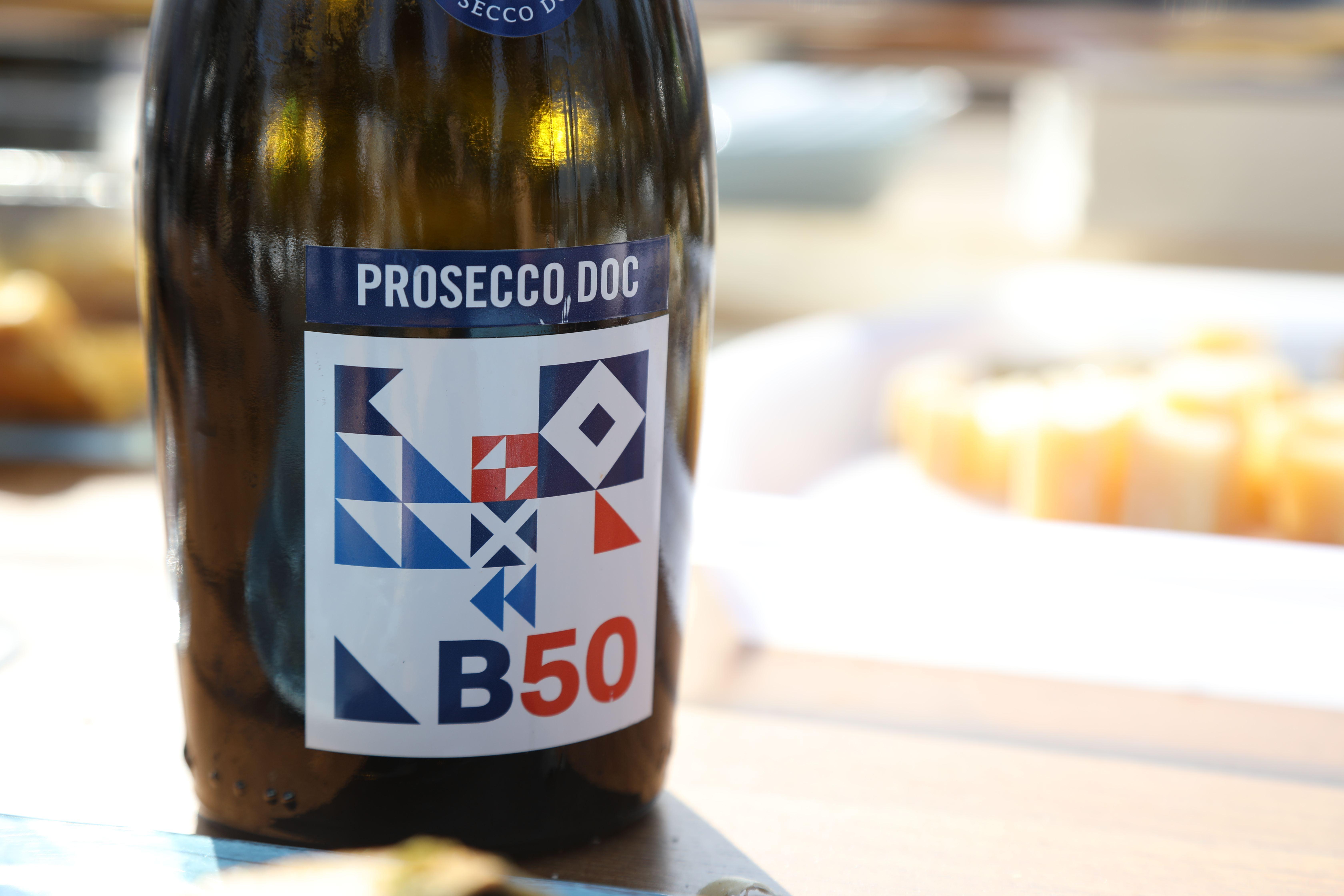 Bottiglia Prosecco DOC B50