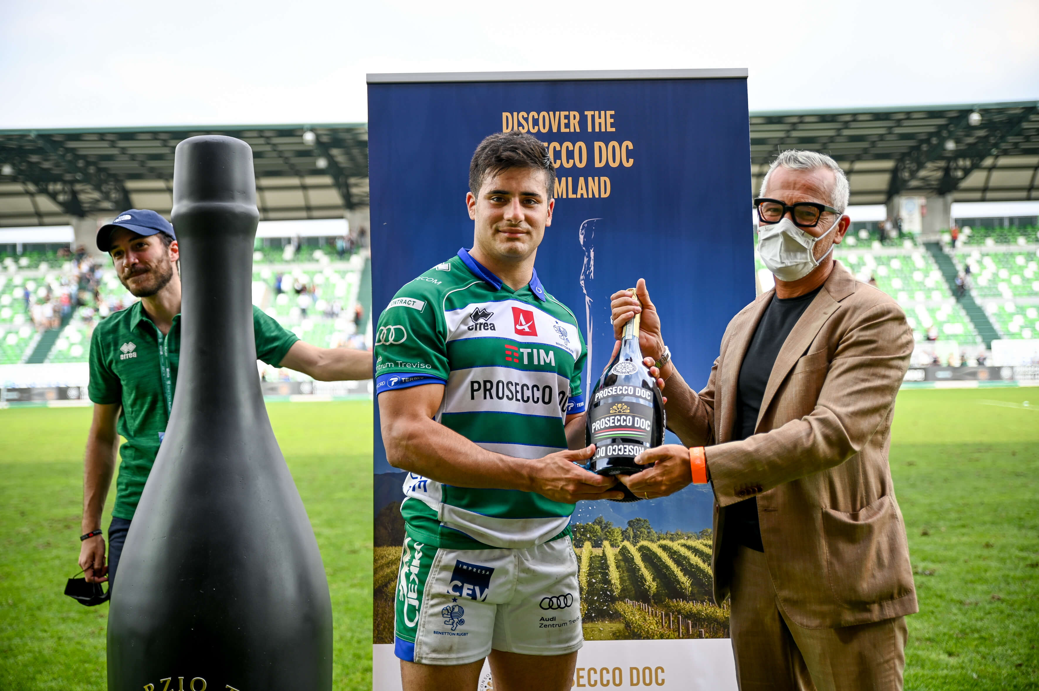 Prosecco DOC Benetton Rugby